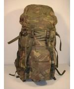 """Рюкзак """"PLCE LONG"""" Bergen 70 литров без боковых карманов  армии Великобритании, DPM, б/у 2 категория"""
