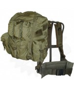 Рюкзак с рамой Large A.L.I.C.E. Pack армии США, олива, б/у