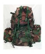 Рюкзак saracen 120 литров армии Голландии, Woodland, как новый