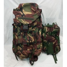 Рюкзак strike 60 литров армии Голландии, Woodland, как новый