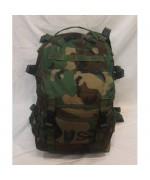 Рюкзак - сумка SDS LARGE ASSAULT PACK армии США, woodland, б/у отличное состояние