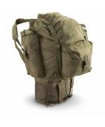 Рюкзак трёхсоставной М75 армии Австрии, олива, б/у