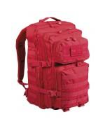 Рюкзак US Assault - I, красный, новый