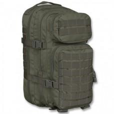 Рюкзак US Assault - I, олива, новый