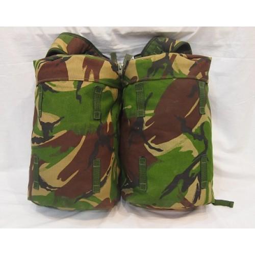 Рюкзак Bergen Turtle back 65 литров c боковыми карманами армии Великобритании, DPM, б/у