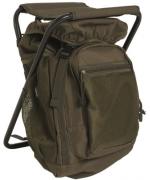 Табурет-рюкзак, олива, новый