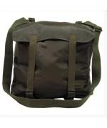 Сухарка с лямкой(малый рюкзак) армии Австрии, олива, как новая