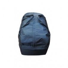 Сумка-рюкзак армии Голландии, чёрная, б/у
