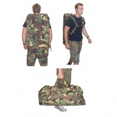 Сумка-рюкзак армии Голландии, DPM, б/у