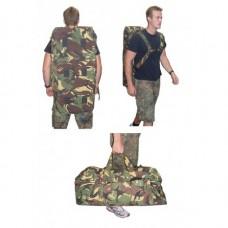 Сумка-рюкзак армии Голландии, DPM, б/у отличное состояние