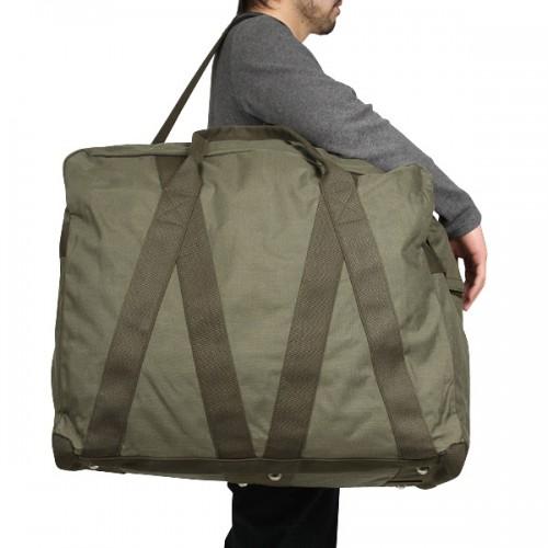 Транспортная сумка офицера Бундесвера, олива, б/у