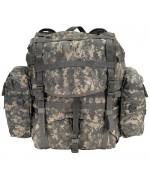 "Рюкзак ""Molle II light"" армии США с рамой и карманами, at-digital, б/у"