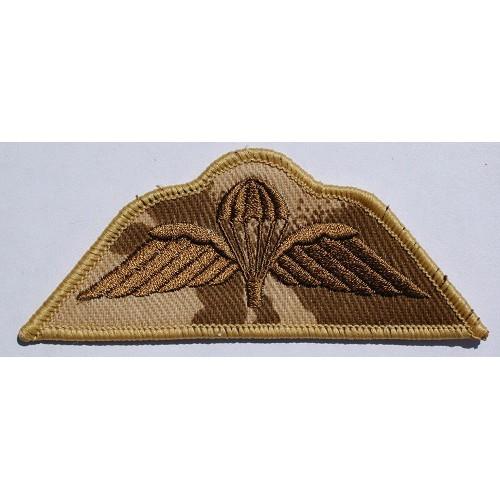 Нашивка ВДВ армии Великобритании,Пустынный Камуфляж, б/у