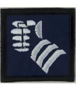 Нашивка 20-ой бронетанковой бригады,б/у
