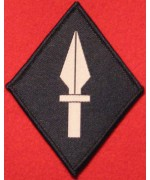 1st corps regular Army Cloth Formation Badge б/у