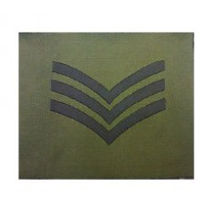 British Army  SERGEANT новый