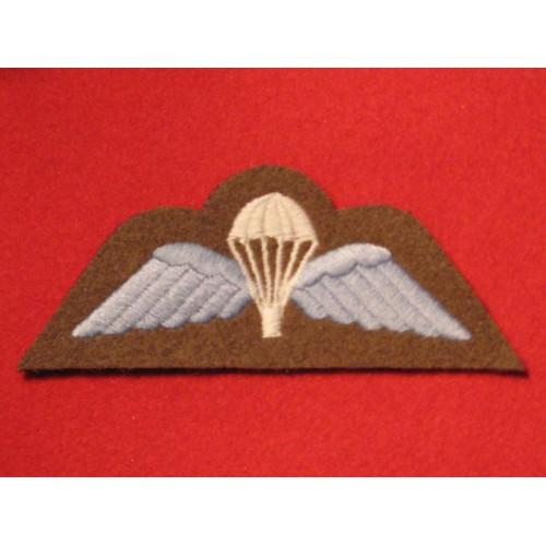 Нашивка армии Великобритании, Airborne Para Wings, б/у
