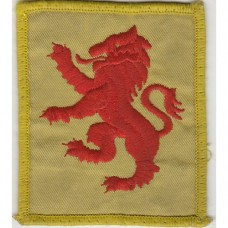 Royal Scots Dragoon Guards Commanding Officer`s Crew, Б/У