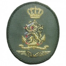 Шеврон вооруженных сил  Голландии, как новый