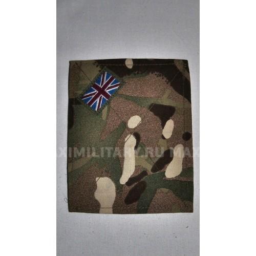 Уценка патч с велкро армии Великобритании, MTP, б/у, 1 шт.