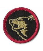 Нашивка 104 LOGISTICS BRIGADE армии Великобритании, новая