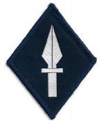 Нашивка 1st United Kingdom Signal Brigade армии Великобритании, б/у отличное состояние