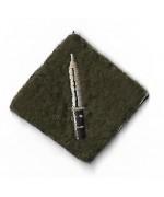 Нашивка Class 1 Infantryman армии Великобритании, б/у