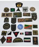 Нашивки НАТО 30 шт