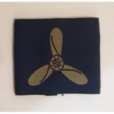 Погон Британских ВВС, синий, б/у