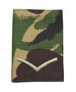 Погон LANCE CORPORAL армии Великобритании, DPM, б/у