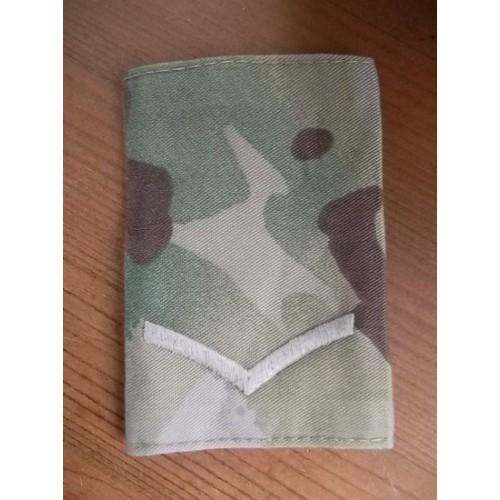 Погон LANCE CORPORAL армии Великобритании, MTP, новый  1 штука