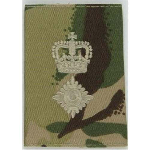 Погон  Lieutenant-Colonel, армии Великобритании, MTP, новый, 1 штука