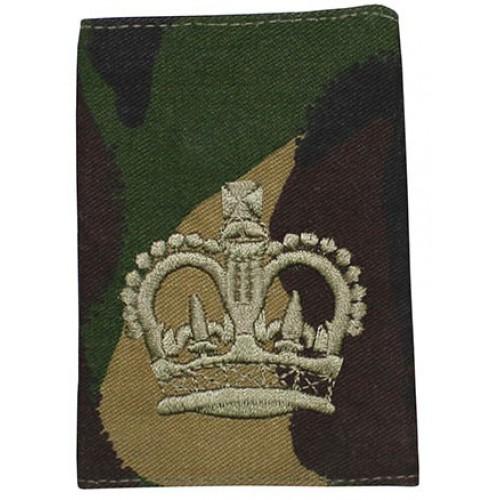Погон SERGEANT MAJOR армии Великобритании, DPM, новый