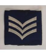 Погон SERGEANT ВВС Великобритании, б/у